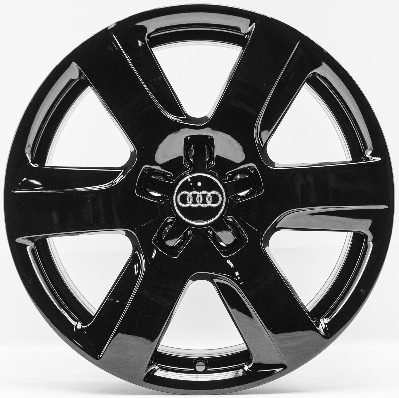 Details about  4 Audi A3 S3 8P 17-INCH ALLOY WHEELS 7, 5X17 ET37 Original Audi Rims 4GL SG
