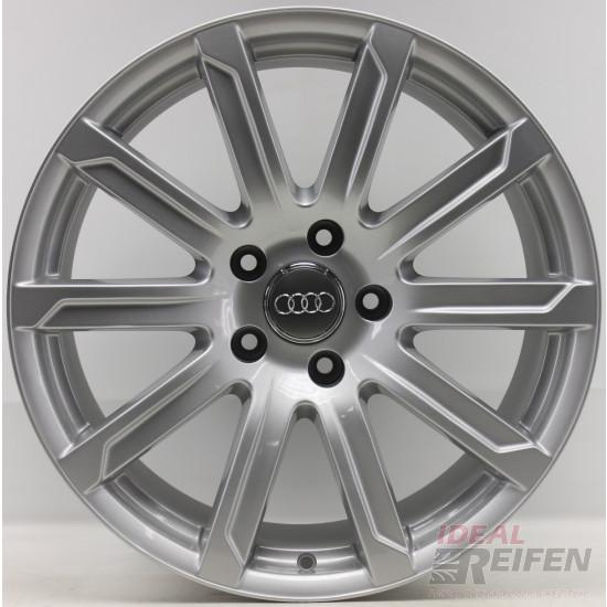 4 Original Audi Q7 4L 6,0 TDI quattro V12 20 Zoll 4L0601025AD 10x20 ET44 S