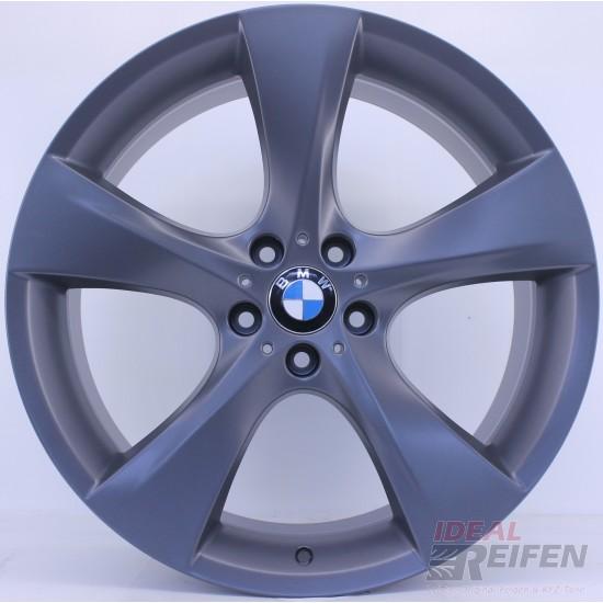 Original BMW 5er Serie GT F07 M 21 Zoll Alufelgen Styling 311 6776841 6776842 NEU TM