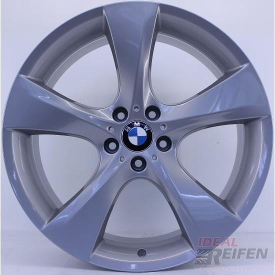Original BMW 21 Zoll 5er Serie GT F07 M Facelift Alufelgen Styling 311 Silber glänzend NEU