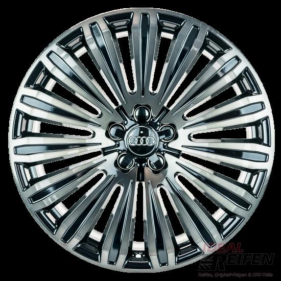 Original Audi A8 S8 4H 20 Zoll Alufelgen 4H0601025CL 4H0601025CK Exclusive
