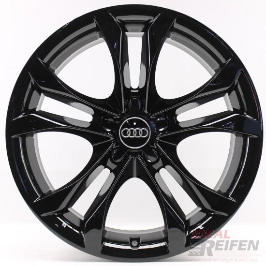 Original Audi TT TTS 8J Felgen 8J0601025CL 8J0601025R 8J0601025S 9x18 ET52 SG