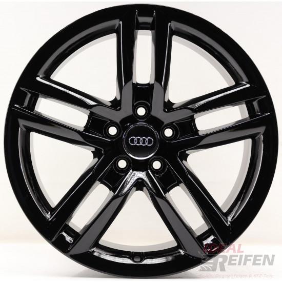 4 Original Audi A5 S5 8T 18 Zoll 8T0601025BF 8T0601025CC 8,5x18ET29 Felgen SG