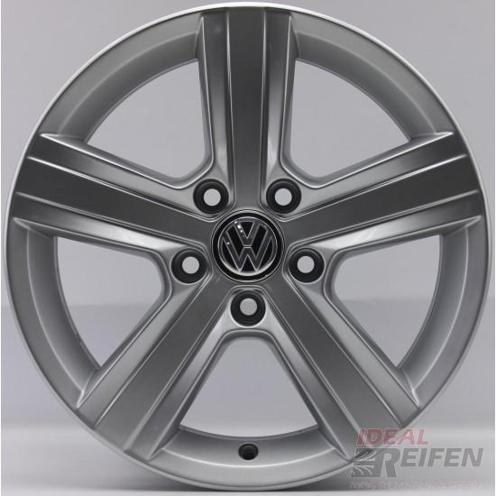 4 Original VW Golf 7 5G DOVER 6,5x16ET46 5G0601025BN 5G0601025A Alufelgen 30563