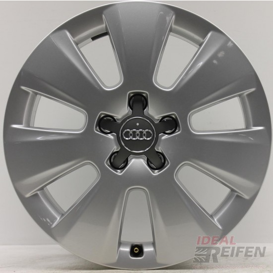 4 Original Audi A4 8K B8 Alufelgen S-Line 8K0601025AM 7,5x17 ET45 1089C