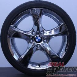 4 Original 1er BMW E87 E88 18 Zoll Sommerräder Styling 311 HANKOOK NEU C