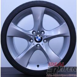 4 Original 3er BMW E92 E93 19 Zoll Silber glänzend Sommerräder NEXEN NEU