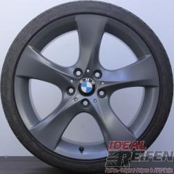 4 Original 3er BMW E92 E93 19 Zoll Titan matt Sommerräder PIRELLI NEU