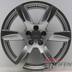 4 Original Audi Alufelgen 420601025D 10,5x18 ET55 Felgen Traglast 565 KG !!!