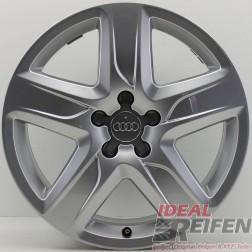 1 Original Audi A6 4G C7 Allroad Alufelge 4G9601025C 7,5x18 ET38 EF5163