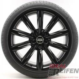 4 Original Audi RS5 8T B8 Winterräder Wintersatz 8x19 ET26 Alufelgen Sline SSM
