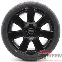 4 Audi A5 S5 8T B8 18 Zoll Sommerräder Original Audi OEM Felgen 4HD SSM/1