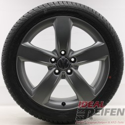4 Seat Leon X-Perience 5F 18 Zoll Sommerräder Somersatz OEM Audi Felgen 4GM TM
