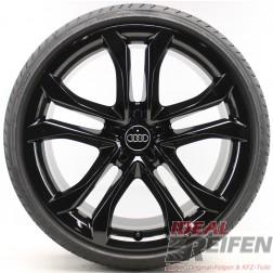 4 Audi A4 8W B9 Sline 20 Zoll Sommerräder Sommersatz Original Audi 4HB SG