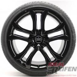 4 Audi A8 S8 4E D3 20 Zoll Sommerräder Sommersatz Original Audi OEM J Pirelli SG