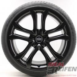 4 Audi A8 S8 4E D3 20 Zoll Sommerräder Sommersatz Original Audi OEM J Pirelli SSM