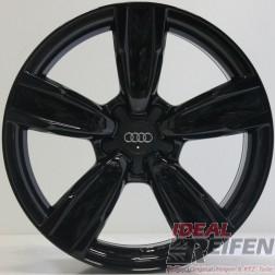 4 Original Audi A4 8K B8 Allroad 18 Zoll Alufelgen 8K0601025BM 8x18 ET26 SG