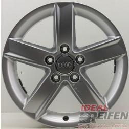 Original Audi A6 4F C6 16 Zoll Alufelge 4F071496G 7x16 ET42 neu 28083-1