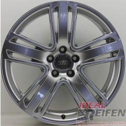 4 Original Audi RS5 8T B8 RS4 8K 19 Zoll Alufelgen Satz 8T0601025AJ 8x19 ET26 Si