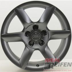 4 Original Audi A5 8T 8F 17 Zoll 8T0601025D 8x17 ET26 TM Alufelgen 30409