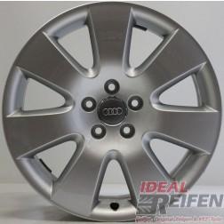 4 Original Audi A6 4F C6 18 Zoll Alufelgen 4F0601025D 8x18 ET48 Felgen 28766