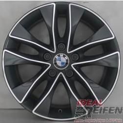 4 Original BMW 1er F20 F21 17 Zoll Felgen Styling 412 6850152 7,5x17ET43 TG-POL