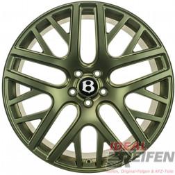 Original Bentley Continental GT3 GTC Flying Spur 21 Zoll Felgen Bronze matt