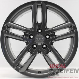 Original Audi A1 8X 17 Zoll Winterräder Wintersatz 8X0601025K 8X0601025AP TG