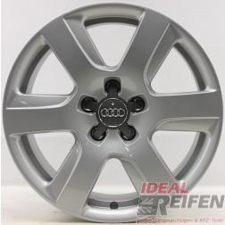 Original Audi A6 4G C7 17 Zoll Alufelge 4G0601025L 7,5x17 ET37 Sline