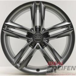 4 Audi Q5 SQ5 FY 20 Zoll Alufelgen 9x20 ET37 Original Audi Felgen 4G8AJ TG