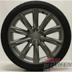 Original Audi RS5 8T Winterräder 4G8601025K Alufelgen titan matt 2354019 Winter