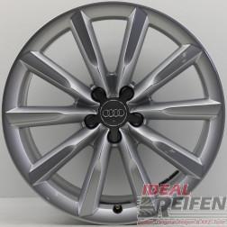 Original Audi A6 4G C7 Allroad Alufelge 4G9601025G 8,5x19 ET43 EFF2