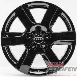 4 Audi A8 4E D3 17 Zoll Alufelgen 7,5x17 ET37 Original Audi Felgen SG