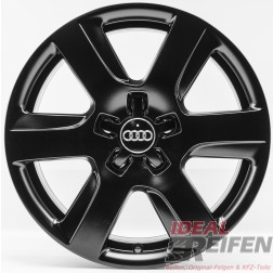 4 Original Audi A7 4G8 17 Zoll Alufelgen 4G8601025H 7x17 ET25 S-Line SSM