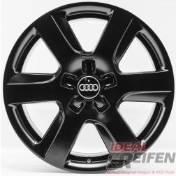 4 Audi A5 F5 B9 17 Zoll Alufelgen 7x17 ET25 Original Audi Felgen  SSM