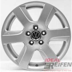 4 VW Beetle 16 5C 17 Zoll Alufelgen Original Audi Felgen 4GA S