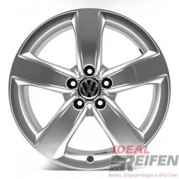 4 Seat Leon X-Perience 5F 18 Zoll Alufelgen 7,5x18 ET37 Original Audi Felgen S