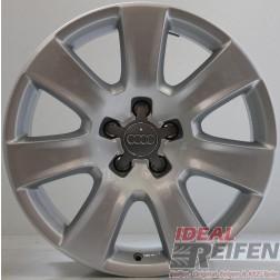 1 Original Audi A8 4H D4 Alufelge Felge 4H0601025B 7,5x18 ET26 EF2333