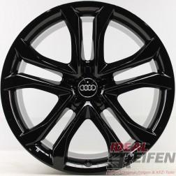 4 Original Audi A5 8T B8 8F 18 Zoll Alufelgen 8x18 ET31 8T0601025A SG