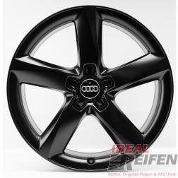 4 Audi Q5 8R SQ5 19 Zoll Alufelgen 7,5x19 ET29 Original Audi Felgen SSM