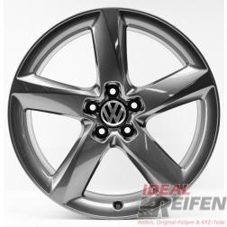 4 VW Sharan 7N 19 Zoll Alufelgen 7,5x19 ET29 Original Audi Felgen 4HC TG