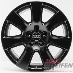 4 Audi A6 4G C7 Allroad 18 Zoll Alufelgen 7,5x18 ET26 Original Audi Felgen SSM