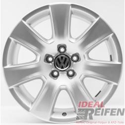 4 VW Tiguan 5NA 2 18 Zoll Alufelgen Original Audi Felgen 4HD gebr.