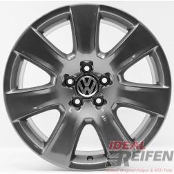 4 VW Sharan 7N 18 Zoll Alufelgen Original Audi Felgen 4HB TG