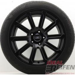 4 Original Audi Q7 4L W12 20 Zoll Winterräder Satz 4L0601025BM 10x20 ET44 SSM