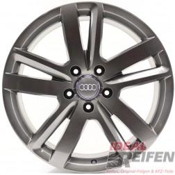 4 Original Audi Q7 4L 20 Zoll Sommerräder 4L0601025AJ 9x20 ET60 275/45 R20 TG
