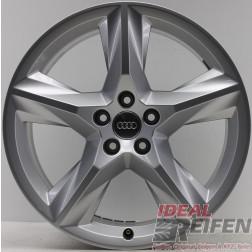 4 Original Audi Q7 4M Alufelgen 4M0601025AC 8,5x19 ET28 Sline 19 Zoll Felgen S