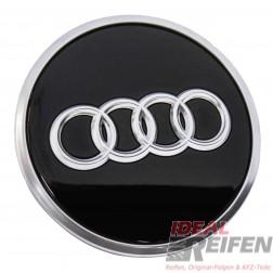 Original Audi Q7 4M Nabendeckel 4M0601170A SG für Felgen 4M0601025AA