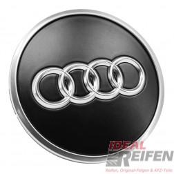 Original Audi Q7 4M Nabendeckel 4M0601170B SM für Felgen 4M0601025AA