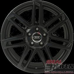 Original Audi RS7 4G8 20 Zoll Alufelgen 8Jx20 ET35 4G0601025AP Schwarz matt